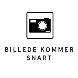 HUSNUMMER HVID MATTERET GLAS-20